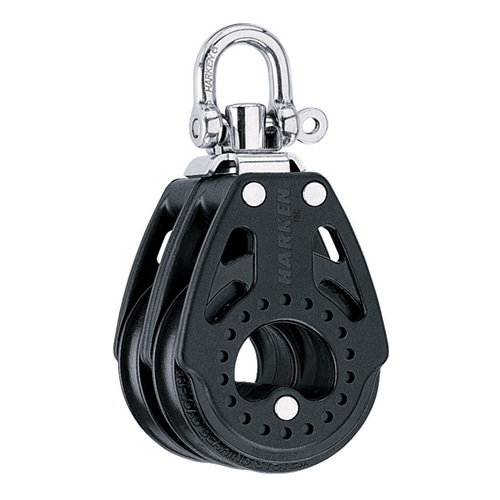 75 mm Double Block — Swivel(No.2662) Harken