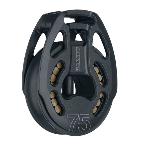 75 mm Aluminum Loop Block (No.3230) Harken